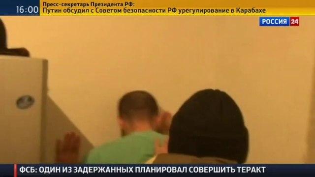 Новости на Россия 24 • ФСБ: члены Палласовского джамаата готовили теракт под Волгоградом