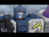 Transformers: Power of the Primes - эпизод 2