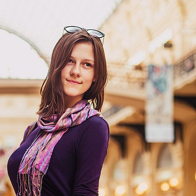 Мария Парфёнова