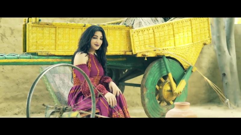 Ghezaal Enayat (Гизол Иноят) - Bangri 2018 آهنگ پشتو غزال عنایت - بنگری