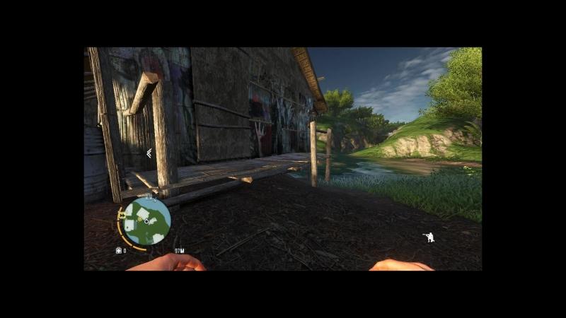 Far cry 3 6 кароткое прохождение и слидим за белим мудаком прахажу с 1 раза и я патриот России