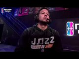 NBA 2K League Full Highlights Jazz Gaming vs Wizards District Gaming 2 May, 2018 Tip-Off