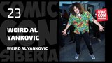 Comic Con Siberia 2018 LIVE - Weird Al Yankovic