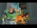 История игрушек 3 Большой побег - Все ролики игры - (aneka.scriptscraft) 720p