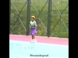#djokernole when he was 7 years old in 1994