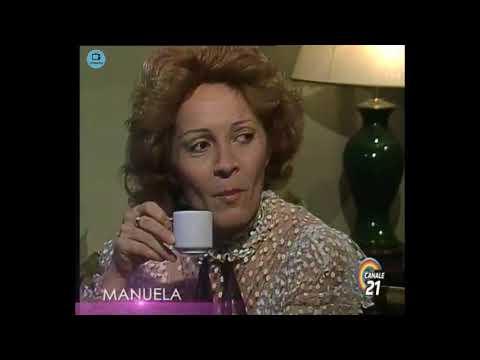 🎭 Сериал Мануэла 203 серия, 1991 год, Гресия Кольминарес, Хорхе Мартинес.