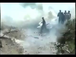 Сдача на берет 21.06.2003.РРСН-3526,н.п.Курчалой РР БЕРКУТ