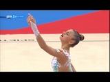 Александра Солдатова - лента (квалификация) // Чемпионат Мира 2018, София