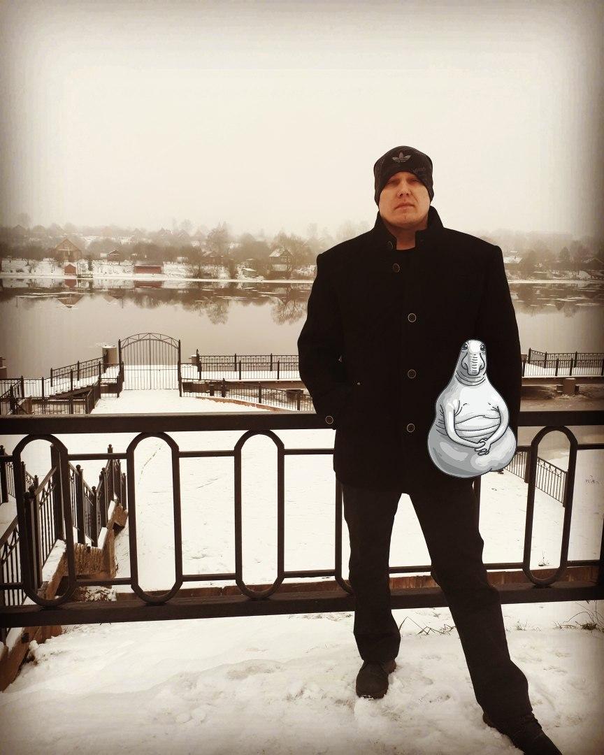 Евгений Иванов, Старая Ладога - фото №1