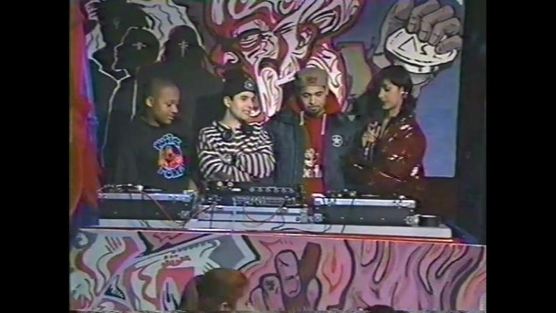 Nicky Blackmarket, Stevie Hyper (R.I.P.) and Devious D