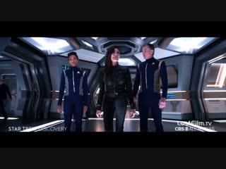 «Звездный путь: Дискавери»: озвученный трейлер второго сезона