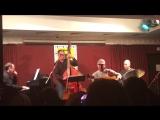 Тоно Аликандо и Даниил Крамер в Джаз-клубе дома композиторов