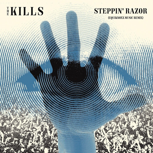 The Kills альбом Steppin' Razor (Equiknoxx Music Remix)