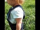 Детская джинсовая одежда с вышивкой