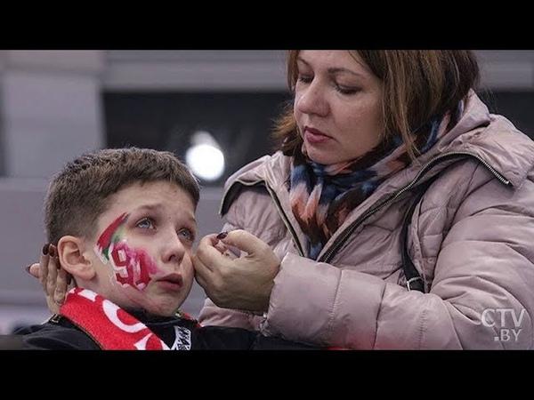 Малыш заплакал после поражения команды, это увидел хоккеист. Трогательные истории о спорте