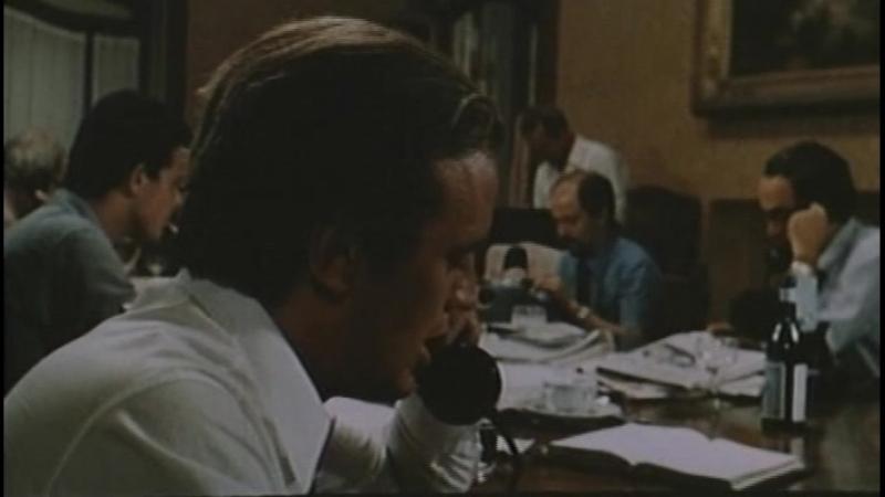 Дело Маттеи (Италия, 1972) Джан-Мария Волонте, реж. Франческо Рози, дубляж, советская прокатная копия