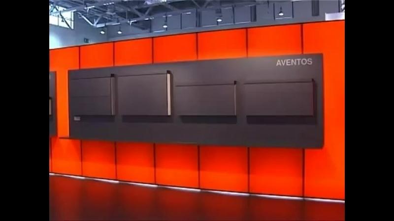 Подъёмные механизмы Blum - Aventos HF, HS, HL, HK