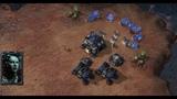 StarCraft 2 Wings of Liberty - Испытания Экстремальные (Ранняя оборона)