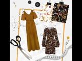 Какое из этих платьев капсульной коллекции NAOMI x TOM TAILOR будет твоим