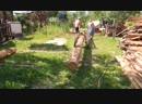 Способ перевозки бревен - Проект « Дача »