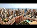 Недорогая недвижимость в Испании, квартира в центре Бенидорма комплекс Gemelos 12