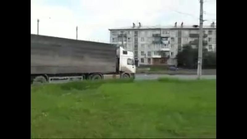 [v-s.mobi]Дальнобой За спиной 20 тонн.mp4