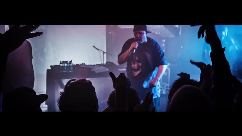 NECRO - YOUR FUCKIN HEAD SPLIT OFFICIAL VIDEO - Underground Hip Hop Death Rap G
