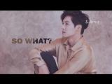 SO WHAT (Eng+rus) Ким Хён Джун
