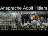 Adolf Hitler redet klartext u