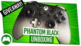 XBO - Xbox One Wireless Controller Phantom Black Special Edition