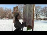 Батуринская сош. Потехина Дарья - участница  районной литературно-поэтической эстафеты