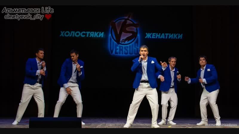 НГДУ БавлыНефть - Полуфинал лиги КВН Татнефть