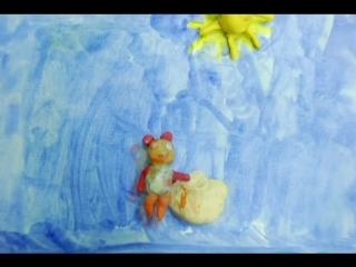 Мишка на облачке