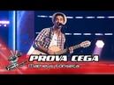 Matheus Fonseca Corazón Partió Prova Cega The Voice Portugal