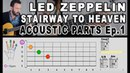 Stairway To Heaven by Led Zeppelin - Complete Guitar Lesson - Ep. 1