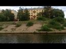 Северный дневник. Прогулка по реке Вологде на речном трамвайчике