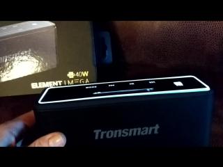 Новинка от Tronsmart. Портативная Bluetooth колонка Tronsmart Element Mega