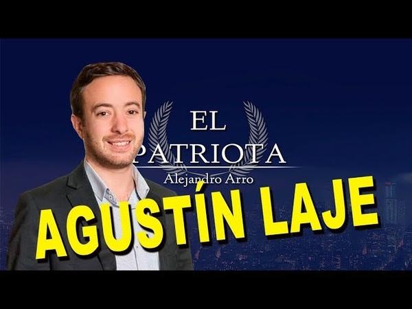 La derecha está resurgiendo en el mundo - Entrevista a Agustín Laje