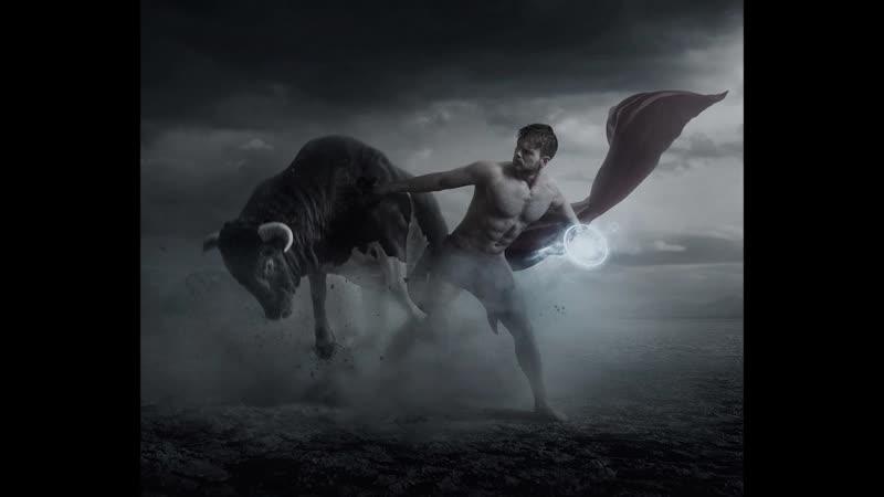 God (Gevorkyan Ashot photomanipulation)