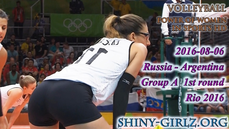 2016-08-06 Russia - Argentina Group A 1st round - Rio 2016 (Volleyball)
