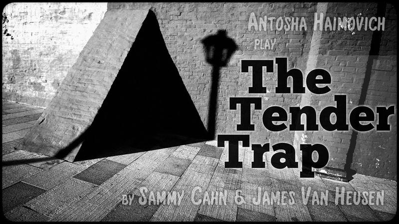 Antosha Haimovich - The Tender Trap (Sammy Cahn, James Van Heusen)