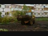 Жители дома № 33 на улице Карпинского выступили против парковки во дворе