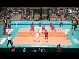 TOP 10 Amazing Volleyball Moments by Seyed Mousavi. Champions Cup 2017.