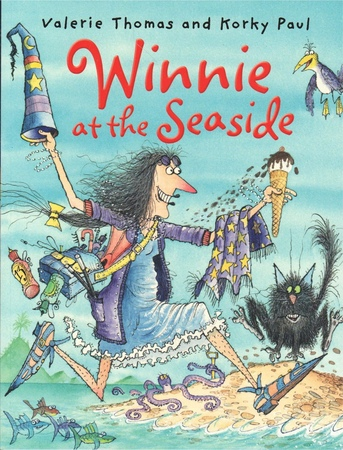 Winnie of the seaside аудиокнига на английском