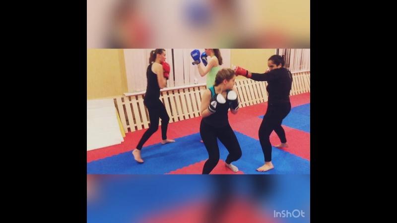 Спортклуб «Эверест» кикбоксинг для девушек