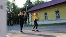 DANCEHALL and a little bit FEMALE DANCEHALL в Парке им. Талалихина) Choreo by Drunya Asya