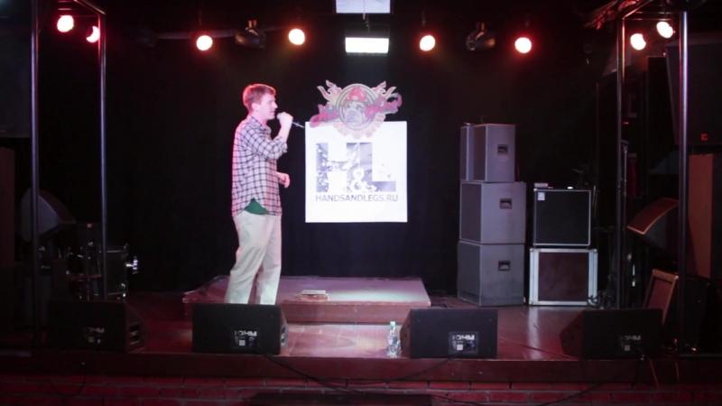 2012.04.21 - Cu (MicroElement) - live (7 лет промо-лэйблу HL, Hot Dogs Bar n Grill, Москва)