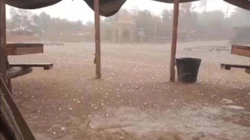 Сильные дожди спровоцировал масштабное наводнение в Турции и Израиле Flood in Turkey and Israel