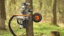 Advaligno - maschinelle Wertholzastung - mechanical delimbing - PATAS prototype