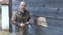 Отшлифовать стены старого деревянного дома Защита древесины